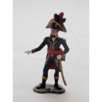 Figurine Hachette Admiral Étienne Eustache Bruix