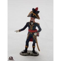 Figure Hachette Admiral Étienne Eustache Bruix