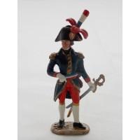 Figurine Hachette Admiral Villeneuve