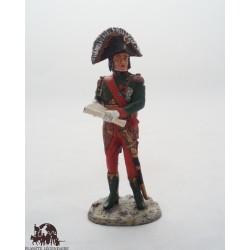 Figurine Hachette Maréchal Bessières