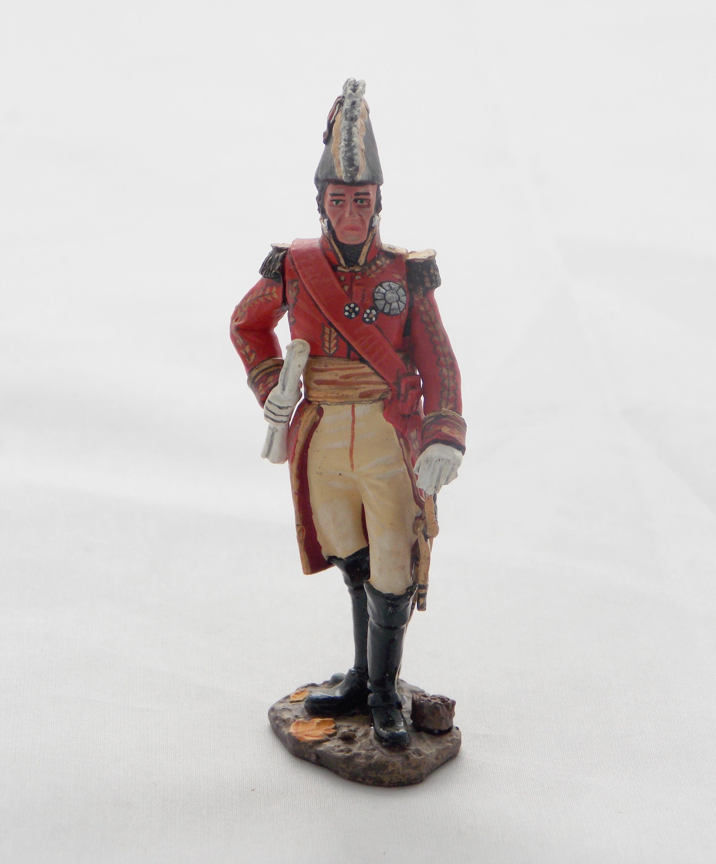 Le Général Figurine Napoléonienne Napoléon figurines de collections Napoléon