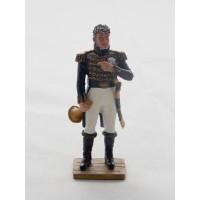 Figurine Hachette Admiral Latouche-Tréville