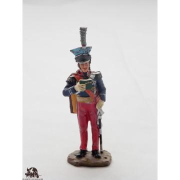 Figurine Hachette Maréchal Poniatowski