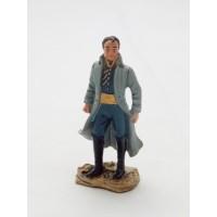 Figure Hachette General Auguste de Caulaincourt