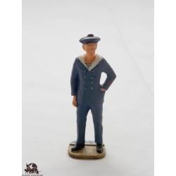Figurine Atlas Cannonier de Marine de 1815