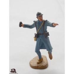 Figurine Atlas Grenadier de 1918