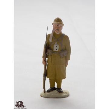 Tunisian Fall 1915 Atlas T-Gun Figure