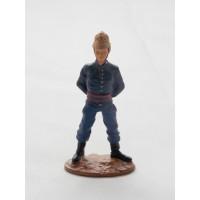 Vigile del fuoco Atlas Sapper figurina di Parigi del 1914