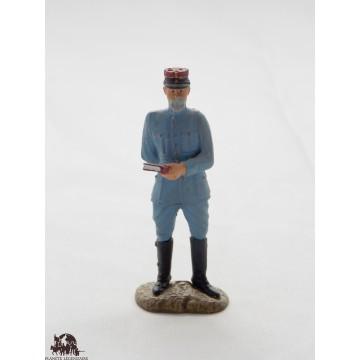 Figurine Atlas Médecin Militaire de 1916