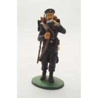 Figur Atlas französische marine Schützenkompressor von 1914