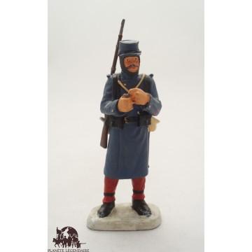 Atlas infantryman of 1914 territorial figurine