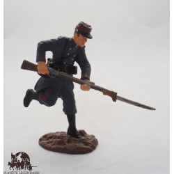 Atlas Corporal figurine of the colonial infantry in 1914
