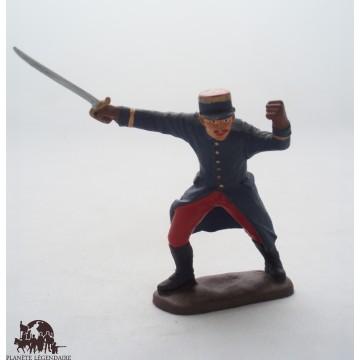 Figure Atlas Infantry Lieutenant of 1914