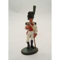 Estatuilla Del Prado cabo guardia real de Nápoles 1812-13