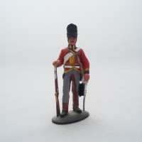 Figurilla Del Prado sargento Scots Greys UK. 1815