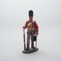 Figurilla Del Prado sargento Scots Greys UK. 1815