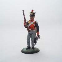 Del Prado Lieutenant 14e Dragons Légers G.-B. 1812