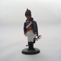 Del Prado Sergent Major 15e Hussard G.-B. 1808