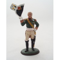 Figurine Del Prado General field marshal Kutuzov 1812