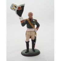 Figurina Del Prado feldmaresciallo generale Kutuzov 1812