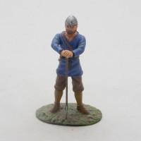 Figurine Altaya Homme à Pied Anglais XIe siècle