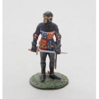 Figurine Altaya Prince Noir XVe siècle