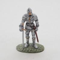 Figurine Altaya Homme d'armes Français XVe siècle