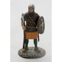 Figurine Altaya man of arms Spanish 12th century