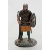 Uomo di Altaya figurina di armi spagnolo del XII secolo