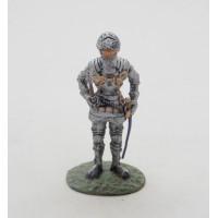 Figurina di cavaliere Altaya inglese XIV secolo