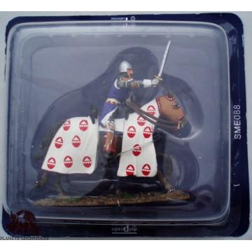 Figurine Del Prado Chevalier Sicilien 1280