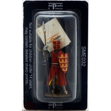 Del Prado 1250 English Knight figurine