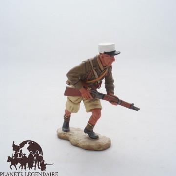 Figurine Hachette corporal 13th DBLE 1942