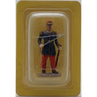 Figurine Hachette Légionnaire Colonel 2e RE 1859