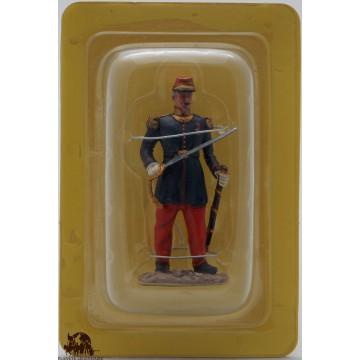 Figurita Hachette legionario coronel 2nd re 1859