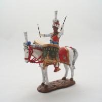 Figurina di tamburo mamelucco 1810 del Prado