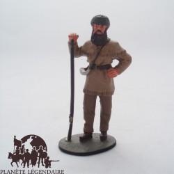Figurine Del Prado Chasseur de Bisons