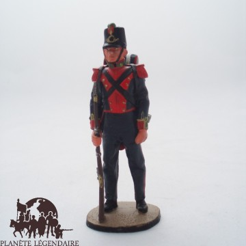 Figurine Del Prado Soldat Armée Mexicaine