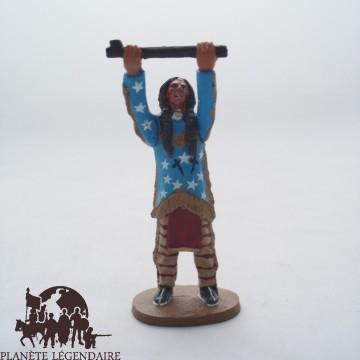 Figurine Del Prado Sorcier Indien