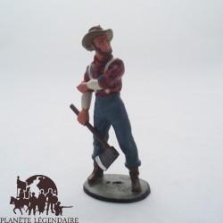 Figurine Del Prado Bucheron