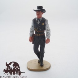 Figurine Del Prado Sheriff Wyatt Earp