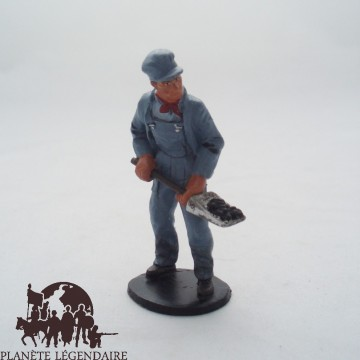 Figurine Del Prado Conducteur de Train