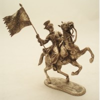 Figurine MHSP Mamelouk Porte Drapeau