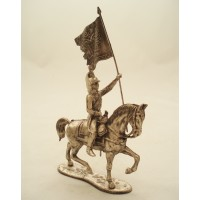 Figurine MHSP Dragon door flag