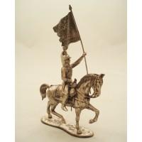 Figurine MHSP Dragon Porte Drapeau