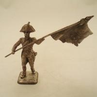 Figurine MHSP Voltigeur Porte Drapeau
