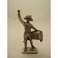 Figurine MHSP soldier drum