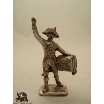 Figur MHSP Soldat Trommel