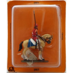 Del Prado Gaucho infernal Legion 1814 figurine