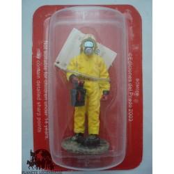 Figura Del Prado Vigile antiincendio Protezione Chimica Germania 1996
